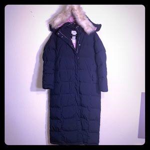 L. L. Bean Ultrawarm Winter Coat, Long